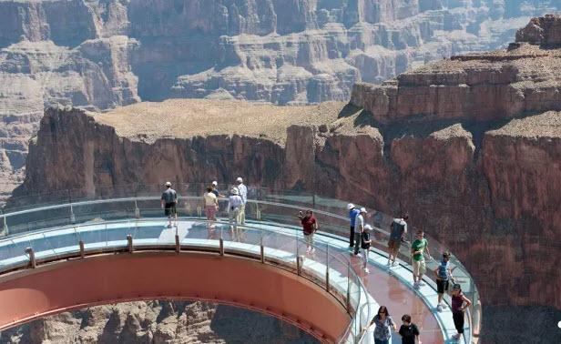 Las Vegas Natural Attractions - grand canyon
