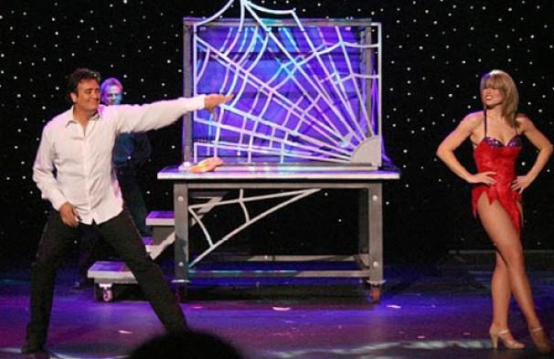 RickThomas - Best Magic Show In Vegas