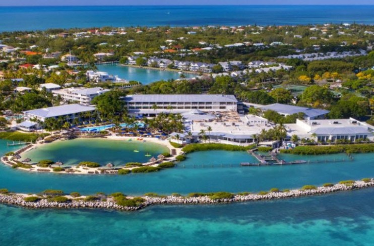 Hawks Cay Resort in Florida Keys