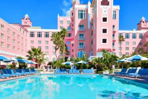 Resorts In St Petersburg Beach Florida - The Don CeSar