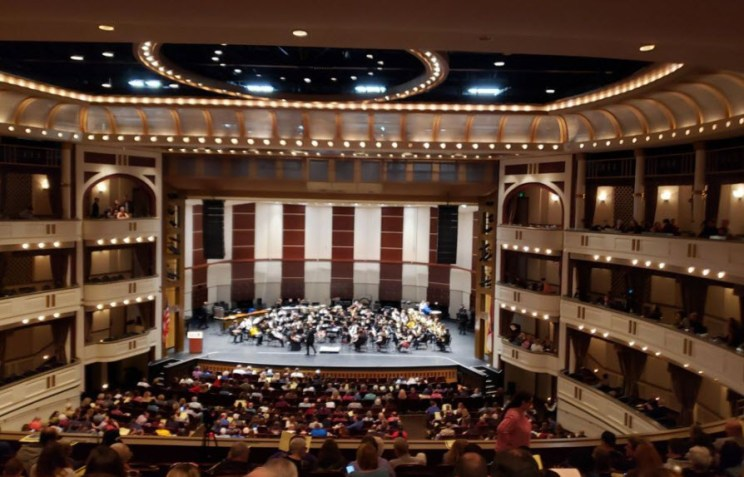 The Mahaffey Theater - St Petersburg FL