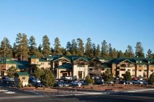 Hotels At Grand Canyon South Rim