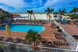 St Pete Beach Plaza Resort