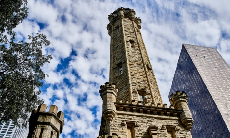 Top Attractions in Chicago - Chicago Water Tower