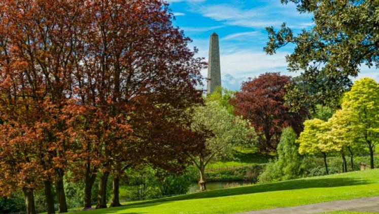 Best City Parks - Phoenix City Park Dublin