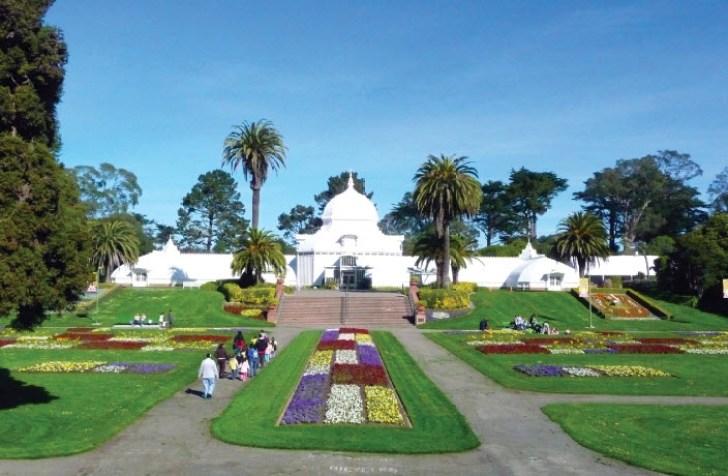 Golden Gate City Park, San Francisco