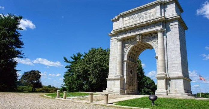 Valley Forge National Historical Park- Best Attractions in Pennsylvania