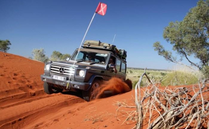 Outback Adventure in Australia
