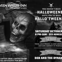 'Tween Waters Inn Halloween Party Saturday