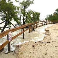 Sanibel Flooding Update:  Dangerous Rip Tides