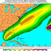 Sanibel & Captiva Keeping A Wary Eye On Tropical Depression