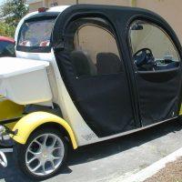 "Sanibel Golf Cart Debate: ""Street Legal"" Carts"