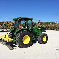 Captiva Island Beach Tilling January 9