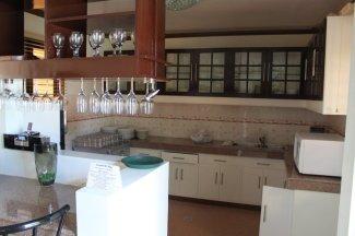 Carasuchi Villa Vacation Rental Tagaytay Philippines Kitchen