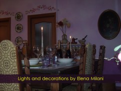 Dining in Azalea Apartment