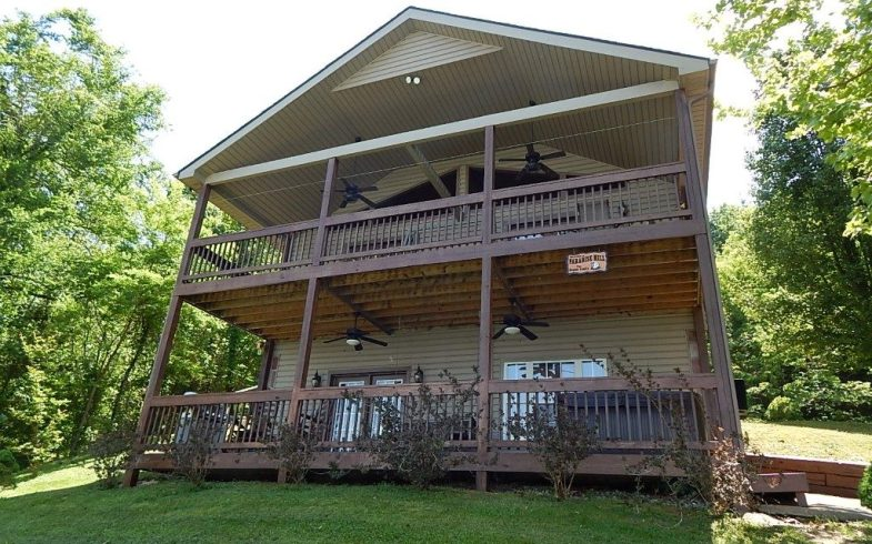 Douglas Lake Vacation – Paradise Hill
