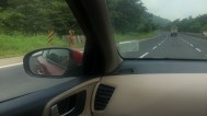 Good weather, lovely roads...solo drive!