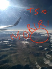 Bird's view of Tso Moriri ... delighted