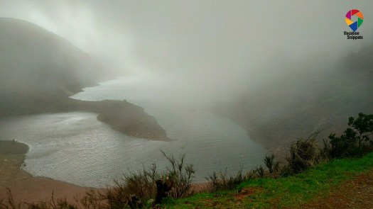 Fog at Upper bhawani lake, Tamil Nadu