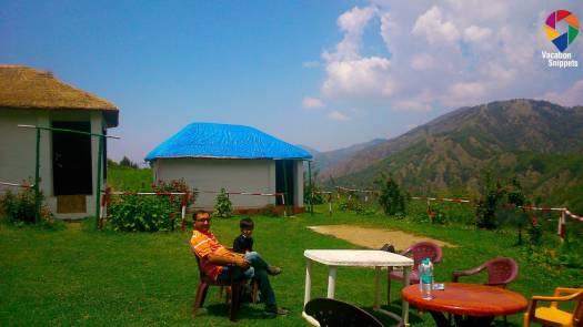 Pangot camps near Nainital