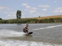 Kneeboarding ~ Berg River
