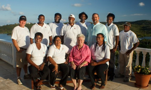 Vacation St Croix Staff
