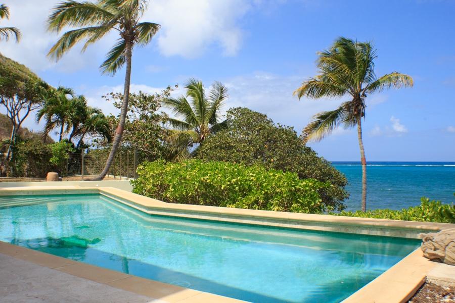 Whispering Winds Vacation Villa St Croix USVI