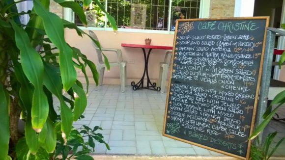 cafe christine