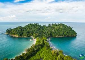 Costa Rica beaches Manuel Antonio