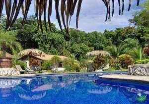 Suizo Loco Lodge Pool View