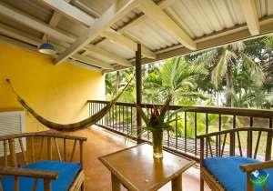 Villas Del Caribe Puerto Viejo Balcony