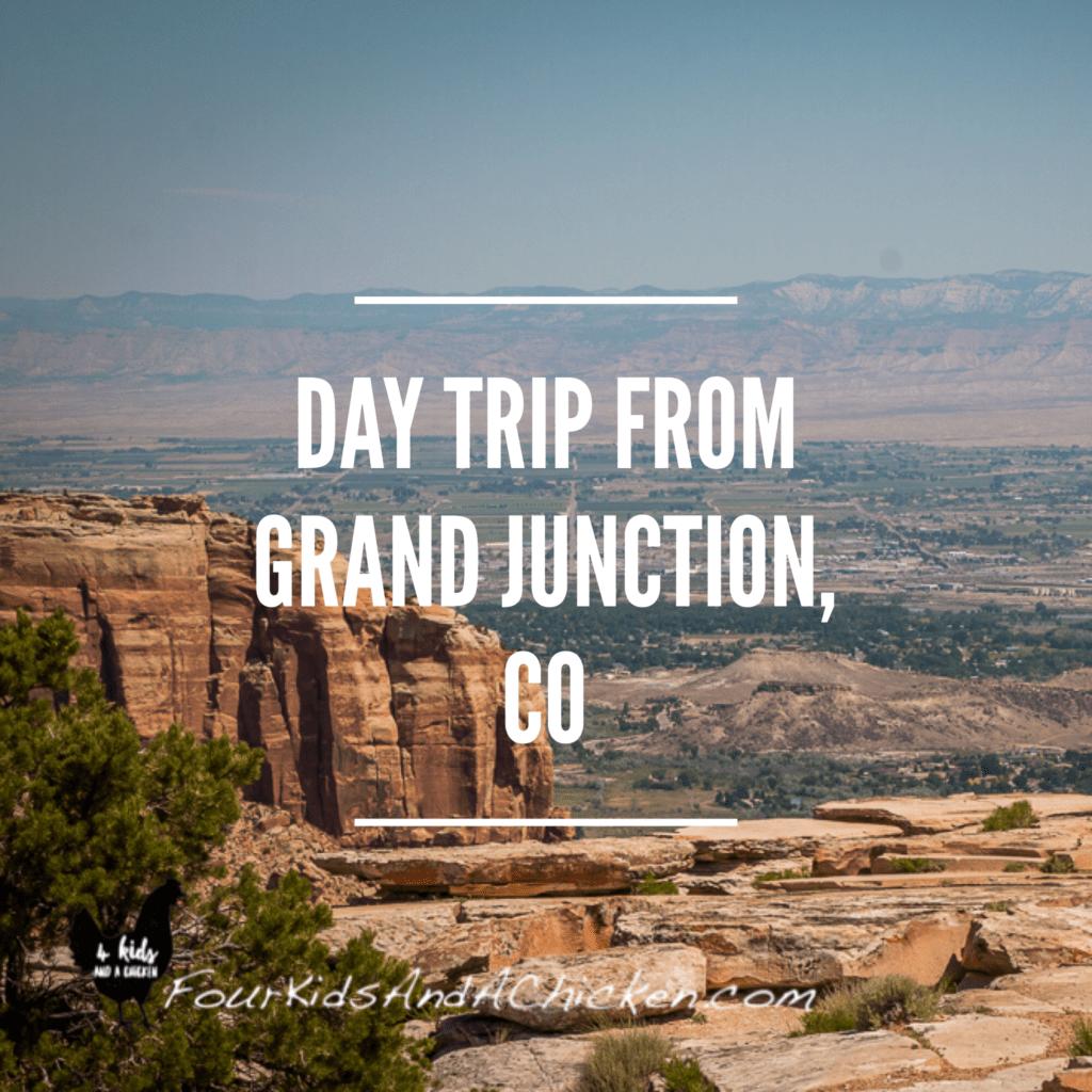 Day Trip Grand Junction, Colorado