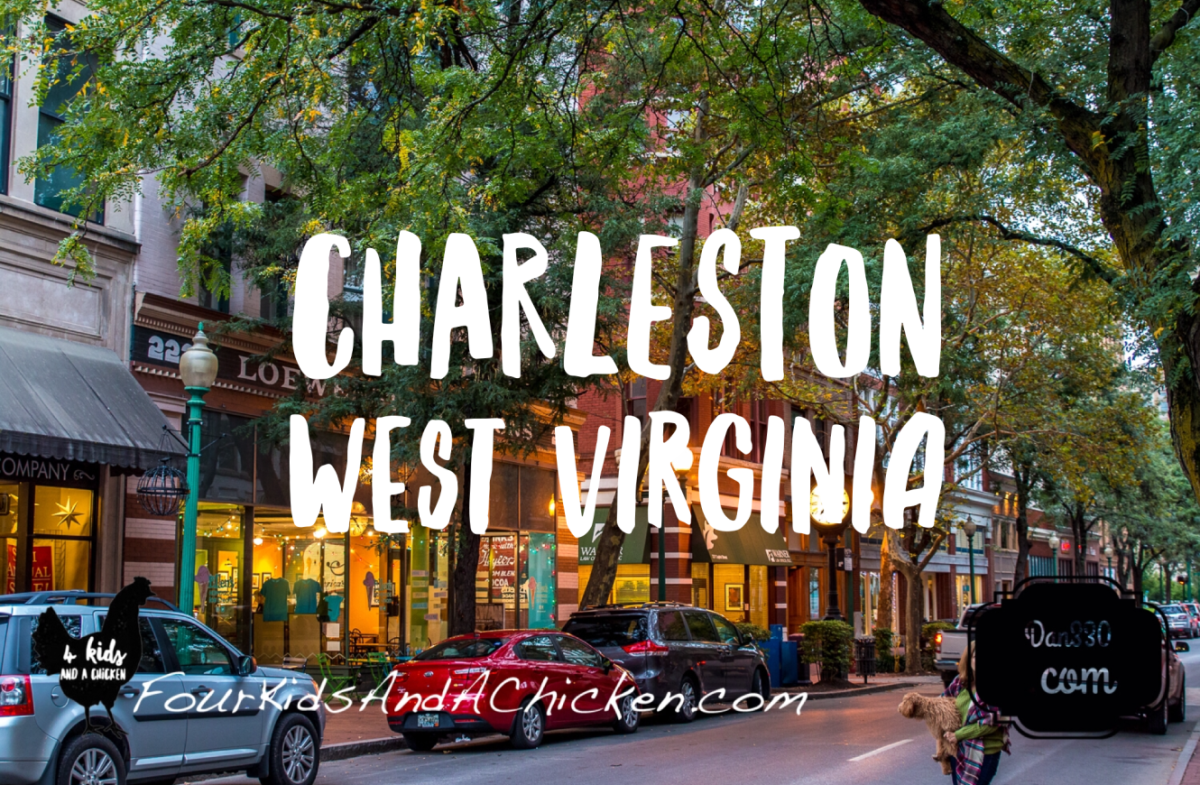 Charleston West Virginia Day Trip