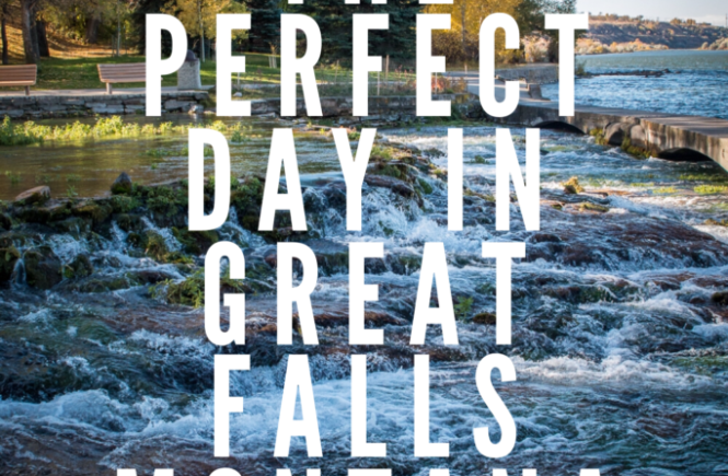 Day Trip to Great Falls Montana