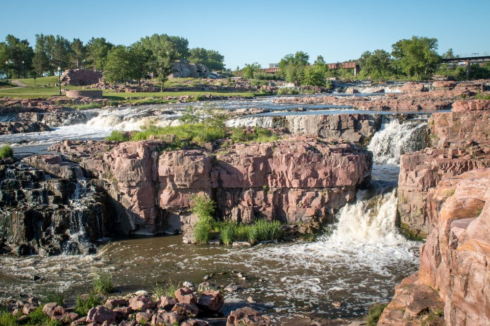 A Day Trip To Sioux Falls