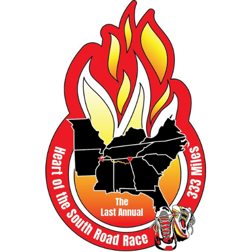 THE LAST ANNUAL HEART OF THE SOUTH ROAD RACE