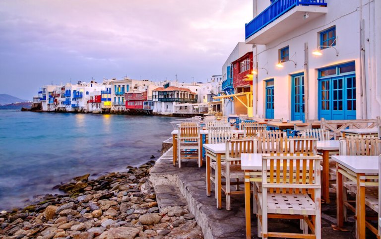 mykonos island destination