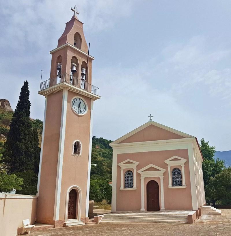 church in peratata