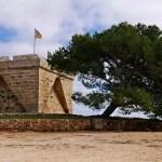 Castillo de Sa Punta de N'amer, Majorca.