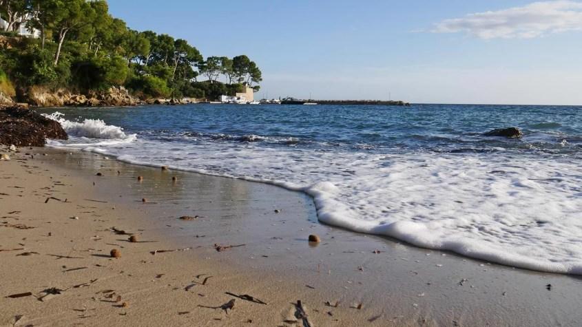 playa costa de los pinos