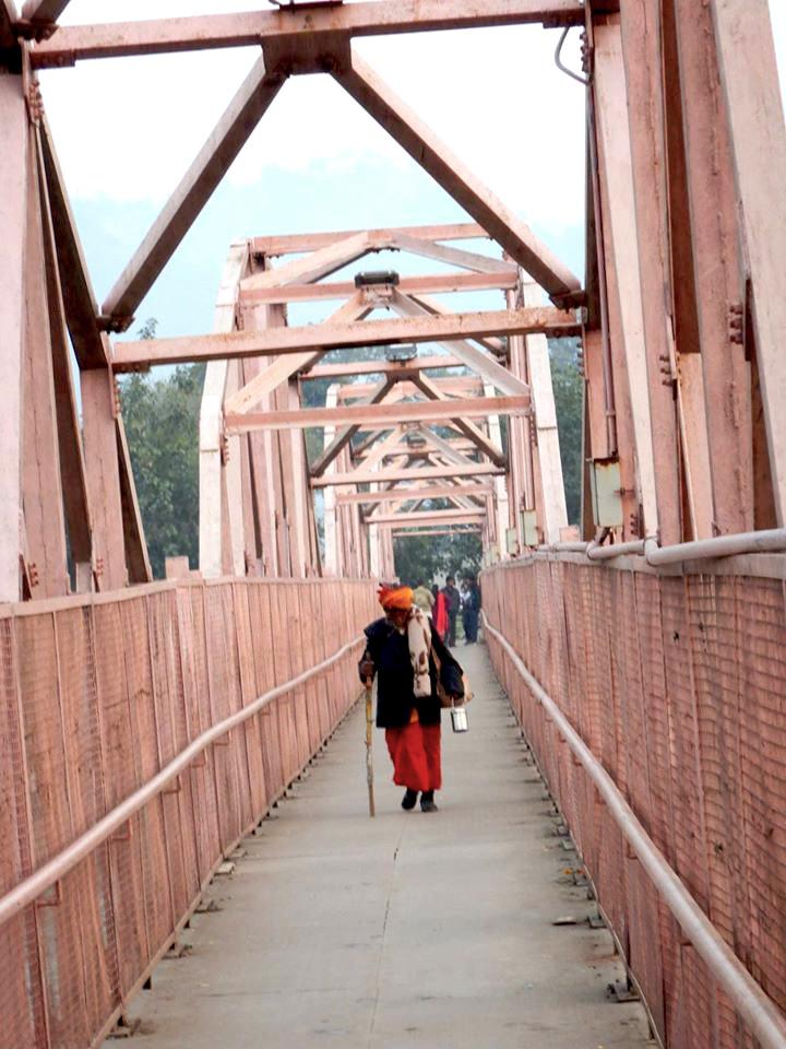 A Day in Haridwar, India