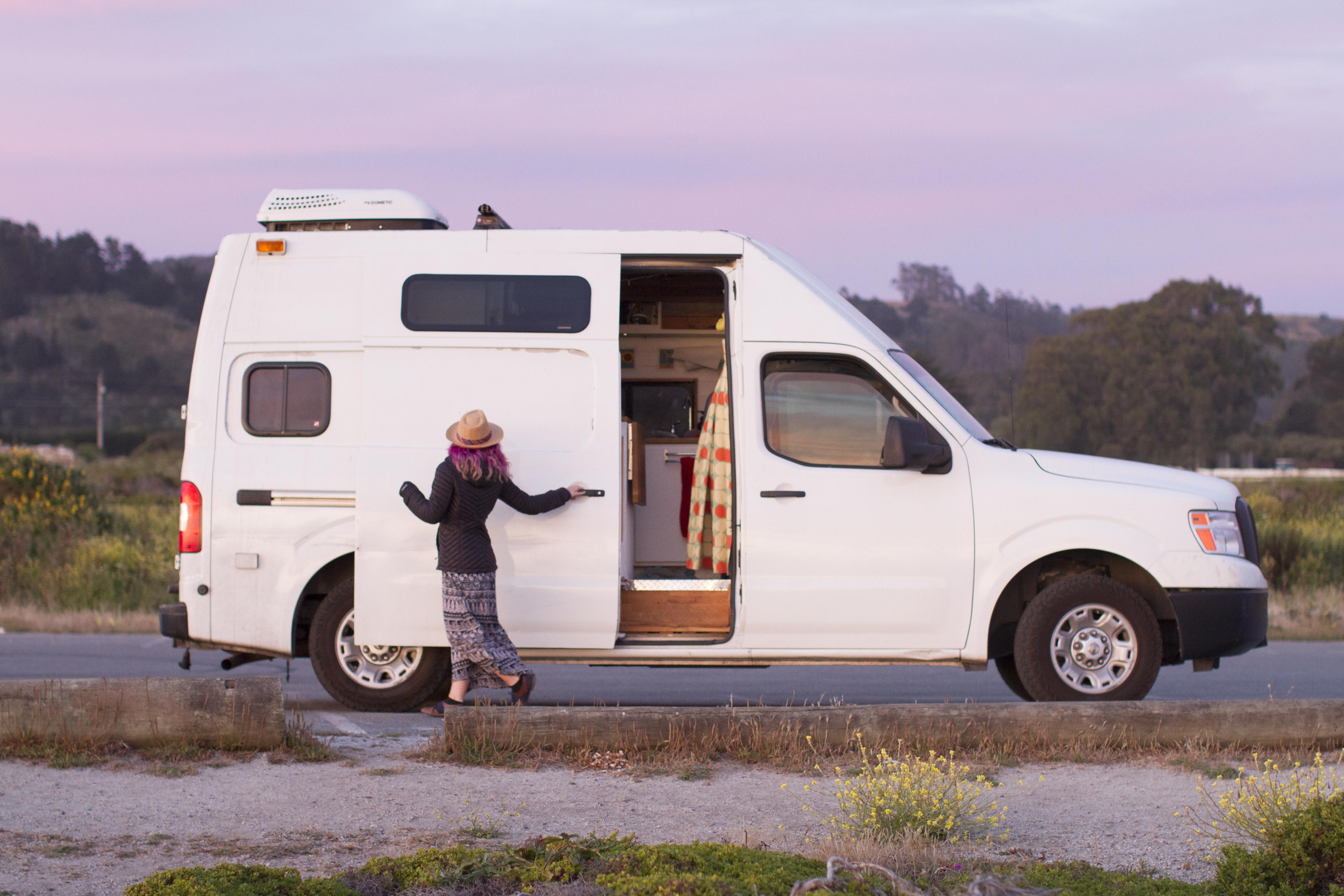 beauty vans
