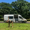 van life exercise stretch yoga health nomad biohack