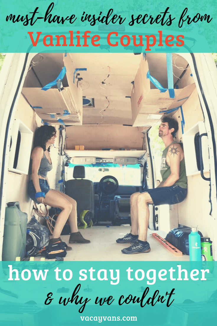 vanlife Van Life blog female solo woman breakup the new yorker where's my office now Instagram Couple Fail