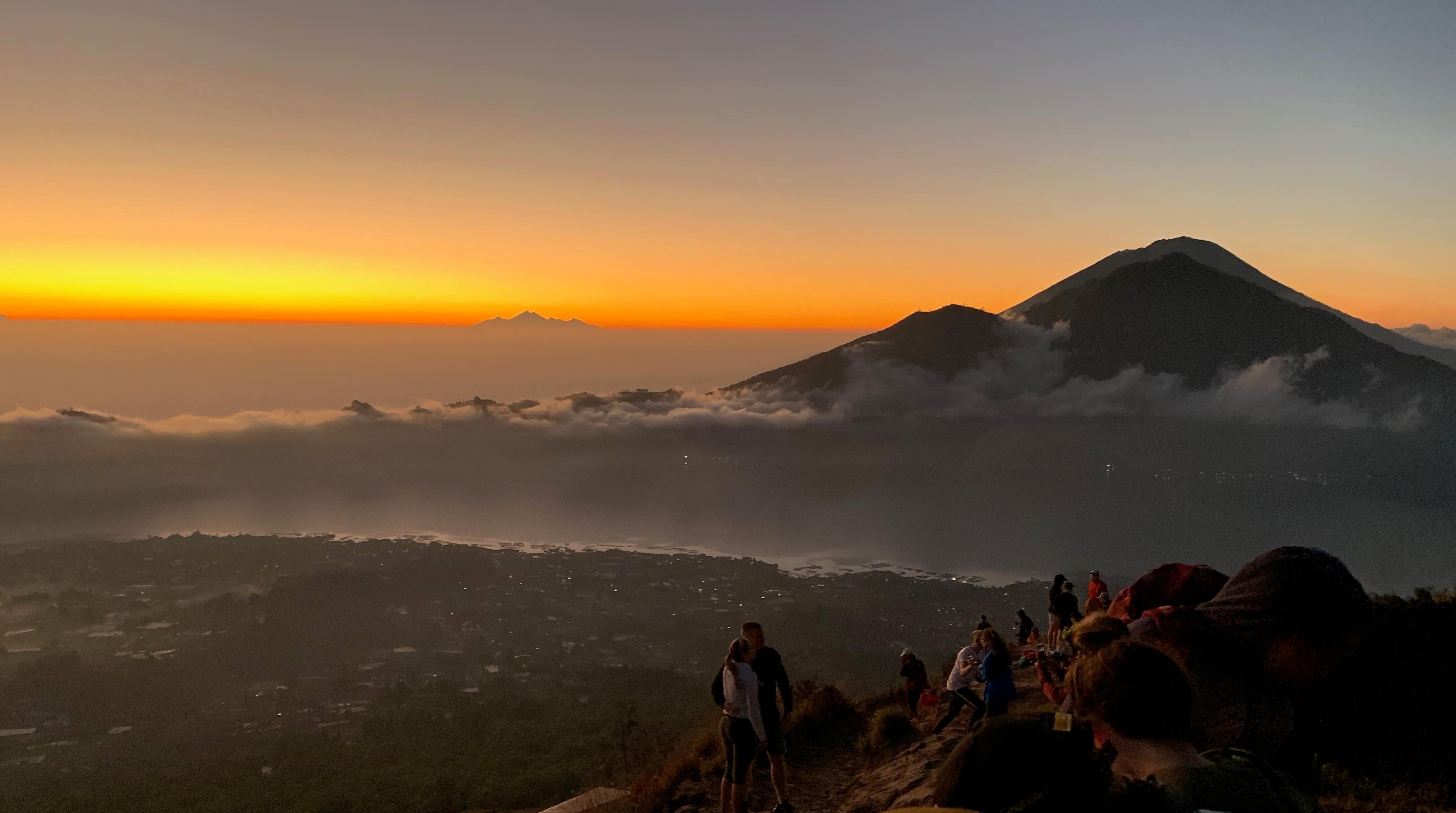 mount batur sunrise guided hike bali tripadvisor