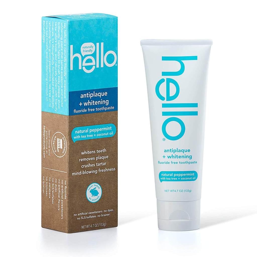 eco-friendly non-toxic vanlife beauty routine
