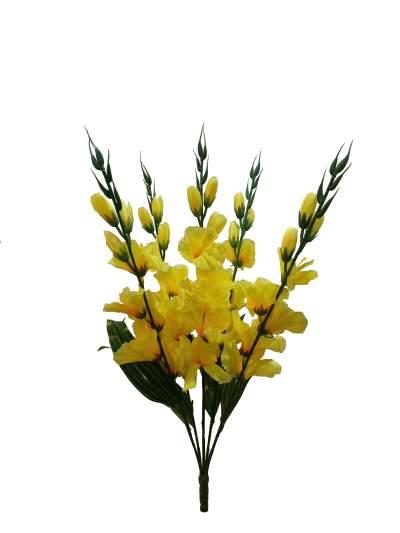 yellow flower kali