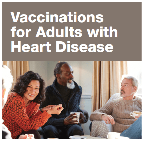 Vaccines for Adults with Heart Disease