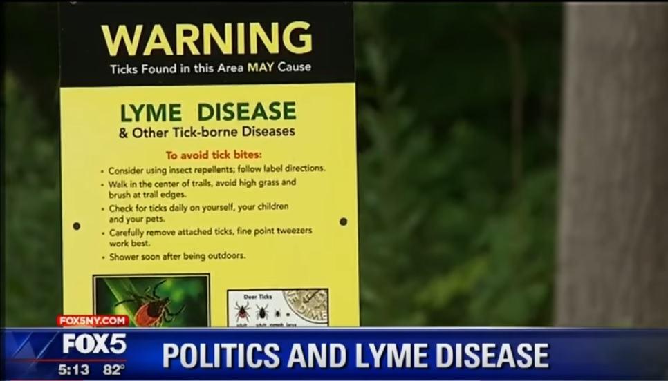 Politics-lyme-disease