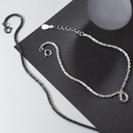 Modern bracelet s925